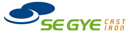 SEGEY IRON Co,.LTD (㈜세계주철)