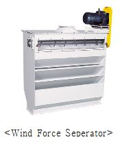 Wind Force Seperator
