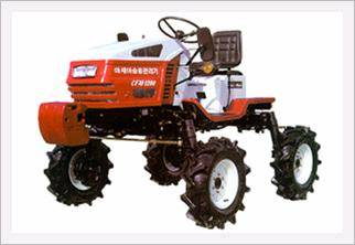 Riding-type Cultivator Image