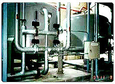 Water Softening System Image