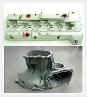 Auto Parts -Machining & Assembly Image