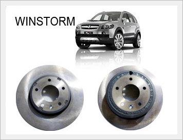 Brake Disc -Winstorm FR/RR Image